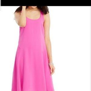 Lauren ralph lauren pink dress